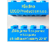 Part No: 3001pb141  Name: Brick 2 x 4 with 'Kladno LEGO Production s.r.o.' and 'Thank you for your help in November 2018' (Translated Czech) Pattern on Opposite Sides