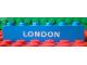 Part No: 3009pb090  Name: Brick 1 x 6 with White 'LONDON' Pattern