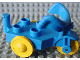 Part No: 31189  Name: Duplo Tricycle with 4 studs