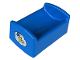 Part No: 31641pb01  Name: Primo Furniture Bed with Cloud and Sleeping Moon Pattern