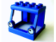 Part No: 40631pb01  Name: Duplo Cabin 4 x 4 x 2 with Eyes (Lofty)