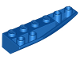Part No: 41764  Name: Wedge 6 x 2 Inverted Right