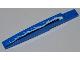 Part No: 85970pb004L  Name: Slope, Curved 10 x 1 with Lightning Pattern Model Left Side (Sticker) - Set 9442