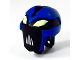 Part No: 87856c01pb01  Name: Large Figure Head Modified Ben 10 Big Chill with Black Face Pattern