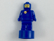 Part No: 90398pb012  Name: Minifigure, Utensil Statuette / Trophy, Classic Spaceman Pattern