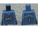 Part No: 973bpb145  Name: Torso NBA Orlando Magic #1 (Blue Jersey) Pattern