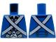 Part No: 973pb1926  Name: Torso Pirate Bluecoat Soldier Pattern