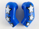 Part No: 981982pb224  Name: Arm, (Matching Left and Right) Pair with 3 White Stars Pattern
