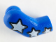Part No: 982pb224  Name: Arm, Right with 3 White Stars Pattern