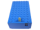 Part No: bb0045c02  Name: Electric, Battery Box 4.5V 6 x 11 x 3 Type II for 1-Prong & 2-Prong Connectors