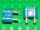 Part No: bb0141c01  Name: Electric, Connector, 2-Way Male Rounded Narrow Type 1 with Cross-Cut Pins