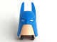 Part No: bb0542c01pb01  Name: Large Figure Head Modified Super Heroes Batman with Light Nougat Face Pattern
