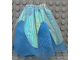 Part No: belvskirt17  Name: Belville, Clothes Skirt Long, Sheer with Shimmery Layer (5825)