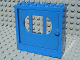 Part No: x610c04  Name: Fabuland Door Frame 2 x 6 x 5 with Blue Door