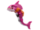 Part No: 12615pb01  Name: Torso/Head Alien, Fishface Pattern