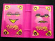 Part No: 33009pb005  Name: Minifigure, Utensil Book 2 x 3 with Belville Faces and Spells Pattern (Stickers) - Sets 5804 / 5962