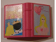 Part No: 33009pb036  Name: Minifigure, Utensil Book 2 x 3 with Princess and Sunset Pattern (Stickers) - Set 7578