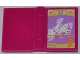 Part No: 33009pb037  Name: Minifigure, Utensil Book 2 x 3 with Jumping Horse Pattern (Sticker) - Set 3189