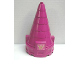 Part No: 52025pb01  Name: Duplo Roof Spire - Castle with Crown and Heart Pattern (Sticker) - Set 4828