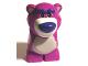 Part No: 90187c01pb01  Name: Bear Middle 'Lotso' Pattern