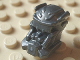 Part No: 53596  Name: Minifigure, Head Modified Bionicle Inika Toa Hewkii Plain