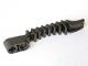 Part No: 64275  Name: Projectile Launcher Part, Bionicle Thornax Launcher Half (Glatorian), Liftarm End 1 x 8
