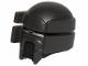 Part No: 68643pb01  Name: Minifigure, Headgear Helmet SW Knight of Ren with Silver Visor Pattern