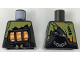 Part No: 973pb3258  Name: Torso Ninjago Slot Machine Pattern
