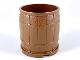 Part No: 30139  Name: Container, Barrel 4 x 4 x 3.5