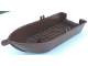 Part No: 33129  Name: Boat, 18 x 8 x 2 1/3 with Oarlocks