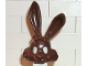 Part No: 41875  Name: Minifigure, Headgear Head Cover, Rabbit with Long Ears