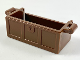 Part No: 4738a  Name: Container, Treasure Chest Bottom - Slots in Back