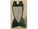 Part No: 53494pb01  Name: Tail, Merman / Mermaid with Set 4762 Pattern