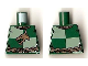Part No: 973pb0681  Name: Torso Castle Kingdoms Dragon Head Quarters with Chain Front and Back Pattern