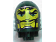 Part No: bb0153pb09  Name: Large Figure Head with Rascus, Sir Pattern - Series 2