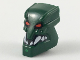 Part No: x1816px1  Name: Minifigure, Head Modified Bionicle Piraka Zaktan with Eyes and Teeth Pattern