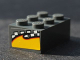 Part No: 3002pb28  Name: Brick 2 x 3 with Checkered Flag and Flame Pattern on Both Ends (Stickers)
