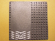 Part No: 30225pb05  Name: Baseplate, Road 16 x 16 with Driveway and Fire Logo Pattern (Sticker) - Set 7240