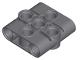 Part No: 39793  Name: Technic, Pin Connector Block, Liftarm 1 x 3 x 3