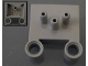 Part No: 47222  Name: Pneumatic Switch with Pin Holes, Front Part