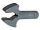 Part No: 48729a  Name: Bar   1L with Clip Mechanical Claw - Rounded Edges