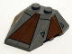 Part No: 48933pb008  Name: Wedge 4 x 4 Triple with Stud Notches with Sith Nightspeeder Pattern 1