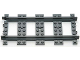 Part No: 53401  Name: Train, Track Plastic (RC Trains) Straight