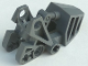 Part No: 62386  Name: Bionicle Foot with Ball Joint Socket with Flat Top 3 x 6 x 2 1/3