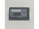 Part No: 85984pb293  Name: Slope 30 1 x 2 x 2/3 with SW Control Panel, White Stripe, Red and Blue Buttons Pattern (Sticker) - Set 10221