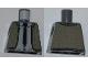Part No: 973pb0944  Name: Torso Harry Potter Vest Knit Herringbone with Black Tie Pattern