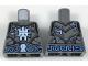 Part No: 973pb2813  Name: Torso Armor Plates with Electrified Lord Krakenskull Symbols and Blue Arcane Symbols Pattern