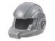 Part No: 99254  Name: Minifigure, Headgear Helmet Space with Open Visor Large