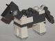Part No: minehorse02  Name: Minecraft Horse Dark Bluish Gray - Brick Built