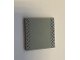 Part No: 10202pb008  Name: Tile 6 x 6 with Bottom Tubes with Tread Plate Pattern (Stickers) - Set 60110